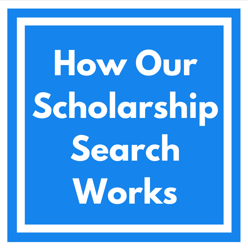 How the Access Scholarships Search Works
