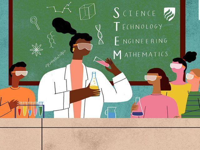 Scholarships for STEM Students