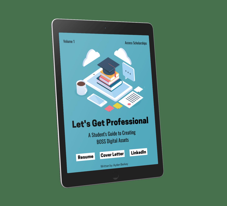professional ebook